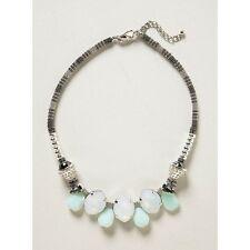 Anthropologie cavern bib necklace by Tova canada NWT.