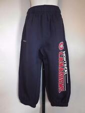 New Montreal Canadiens Kids size Medium (M 5/6) Reebok Sweatpants w/Pockets