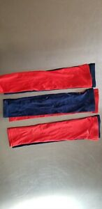 Cycling arm warmers- size large