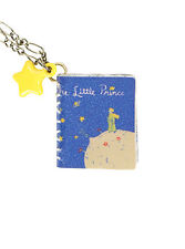 NEW! The Little Prince Movie Space Book Pendant With Star Charm Necklace