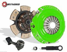 CLUTCH KIT AND SLAVE STAGE 2 MITSUKO FOR 00-04 FORD FOCUS 2.0L 4CYL ONLY DOHC