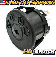 Craftsman Ignition Starter Switch Replacement Part for Riding Lawn Mower Tractor