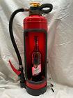 Feuerlöscher Flaschenhalter Feuerwehr Geschenk LED  Feuerwehrgeschenk SKK6 schw