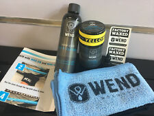 WEND Chain Wax Kit (With Yellow Wax-On)