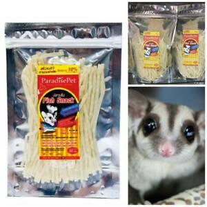 120g Paradise Pet Fish Protein Snack Hamster Sugar Glider Animal Teeth Care