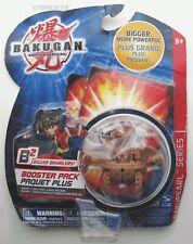 Bakugan BLADE TIGRERRA Brown Subterra Battle Brawlers B2 New MIP 2009 MOSC MISP