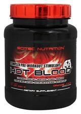 Scitec Nutrition - Hot Blood 3.0 Complex Pre-Workout Stimulant Orange Juice -