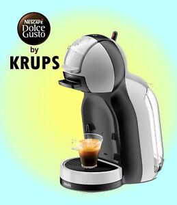 Nescafe Dolce Gusto Mini Me Pod Coffee Machine by KRUPS - KP123B40