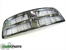 2009-2012 Dodge Ram 1500 DS Chrome Grille W/Emblem MOPAR OEM GENUINE BRAND NEW