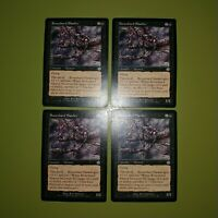Boneshard Slasher x4 Torment 4x Playset Magic the Gathering MTG