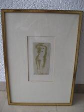 HERBERT ROLF SCHLEGEL, Breslau 1889-1972 Schondorf, signiert, Akt