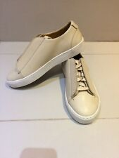 Jigsaw NEW Zana leather trainers shoes size 4UK RRP£98