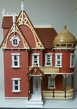 Hannah Victorian Mansion 1:12 scale Dollhouse