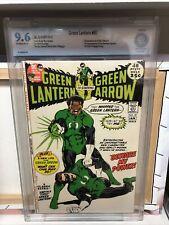 Green Lantern #87 (DC 1972) CBCS 9.6 - 1st John Stewart 2nd G Gardner - not CGC