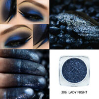 Eyeshadow Metallic Eye Cosmetic Beauty PHOERA Glitter Powder Shimmering Colors
