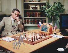 Garry Kasparov Signed 8x10 Photo w/ JSA COA #M09944