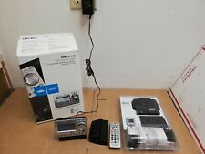 Delphi Xm Skyfi 2 Satellite Radio Receiver w Remotes & Accessories