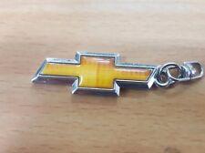 Chevrolet Keychain Logo keyfob Porte Cle Car motor Chevy Key Metal