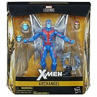 """X-MEN Marvel Legends 6"""" Inch Archangel Action Figure - Exclusive!  Hasbro"""