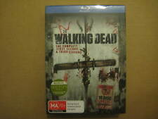 THE WALKING DEAD The Complete Series 1 / 2 / 3 - AUSSIE 10 x BLU-RAY BOX SET NEW