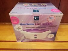 New Artemis Woman Shea Butter Paraffin Spa with Aromathrapy PS-1000 + 3 lbs Wax