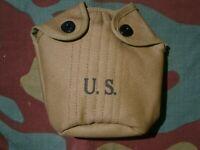Copri borraccia US americana M10 Seconda Guerra, WW2 M10 Army canteen cover