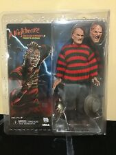 "Neca 2015 FREDDY KRUEGER Nightmare on Elm Street Part 2 Retro Clothed 8"" Figure"