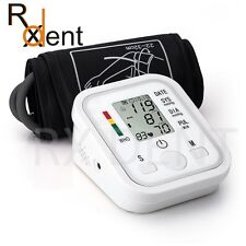 Fully Automatic Accurate Upper Arm Digital Blood Pressure Monitor 2X99 Memories