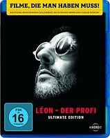 Leon - Der Profi [Blu-ray](Kinofassung & Director's Cut)[NEU/OVP] Jean Reno/Luc