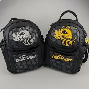 DISCRAFT GRIP G-SERIES BUZZZ DISC GOLF BAG | DISC GOLF BAG | GRIPeq BAG.