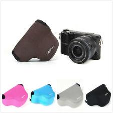Neoprene Soft Camera Bag Case Cover Pouch For Samsung NX3000 NX2000 NX1000