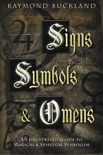 Signs Symbols & Omens ~ Wiccan Pagan Metaphysical Book Supply