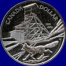 2003 Canada Silver Collector Dollar (25.175 Grams .925 Silver)