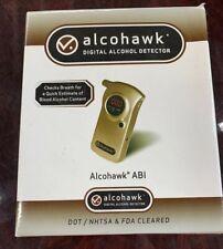 AlcoHawk Qt500 Digital Alcohol Detector