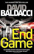 End Game (Will Robie series) by Baldacci, David Book The Cheap Fast Free Post