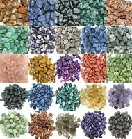 1/2 lb Lot Premium Wholesale Bulk Tumbled Stones Polished Stones Rocks 8 oz