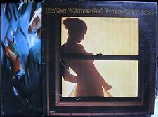 2 VINYL RECORD SOUL FUNK LP PETER BROWN STARGAZER DO YOU WANNA GET FUNKY WITH ME
