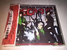 Duran Duran 1989 Decade Greatest Hits Taiwan 1st Edition OBI 14 Track CD Album