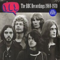 Yes – The BBC Recordings 1969-1970 – Limited Edition, Blue, Colored Vinyl, 2XLP,