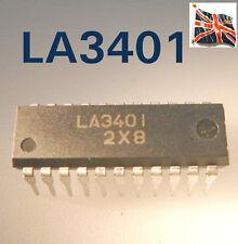 LA3401 SANYO VCO Circuito Integrato PLL DIP22 UK STOCK
