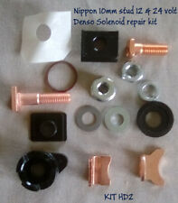 DENSO TOYOTA YANMAR MARINE PENTA KUBOTA 12/24V HD2 Starter Solenoid Contacts Kit