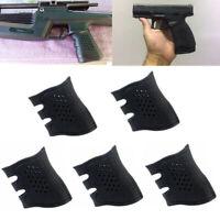 Tactical Pistol Rubber Grip Holster Sleeve Anti Slip Glove For Most Glock Pistol