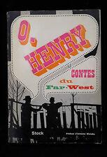L33> O. HENRY CONTES DU FAR-WEST - 1965
