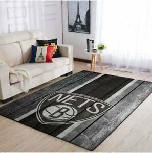 Nets V2 Rugs Anti-Skid Area Rug Living Room Bedroom Floor Mat Carpet