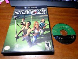 OUTLAW GOLF (Nintendo Gamecube) game wii