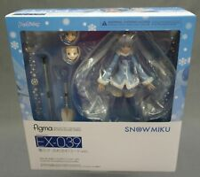 Figma Snow Miku EX-039 Limited Fluffy Coat Ver. Max factory Japan NEW***