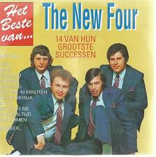 CD album - het beste van de NEW FOUR / 4 HOLLANDSE HITS 14 SUCCESSEN