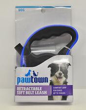 !Pawtown Retractable 13ft Belt Leash