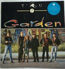 """T'Pau - Secret Garden - Siren Records Limited Poster Sleeve 12"""" Single SRNTP 93"""