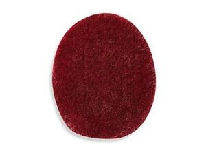 """Wamsutta Aire Elongated Toilet Lid Cover - Tawny Port - Size: 21.25""""x17.4""""n"""